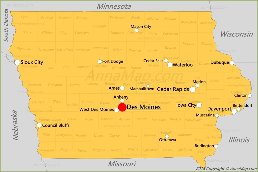 Iowa Map | United States | Map of Iowa - AnnaMap.com Map Of Iowa on map of wisconsin, sioux center iowa, washington iowa, map of alabama, map of ohio, walnut iowa, altoona iowa, fremont iowa, ottumwa iowa, eldora iowa, decorah iowa, adel iowa, dyersville iowa, map of mississippi, toledo iowa, fort madison iowa, early iowa, airports in iowa, map of maine, red oak iowa, map of pennsylvania, road map iowa, adair iowa, google maps iowa, cities in iowa, map of kentucky, hull iowa,